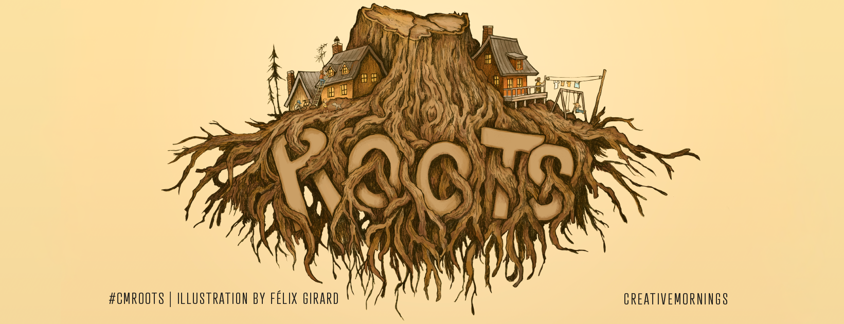 Roots - Creative Mornings